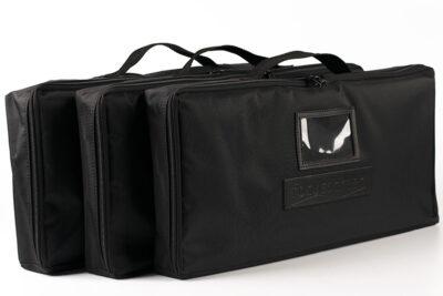 Focusscreen tre väskor
